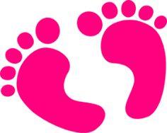 free clip art baby feet borders free clipart images clip art rh pinterest com baby feet clipart free baby feet clipart free