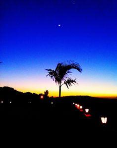 The sun sets on Mahabaleshwar!