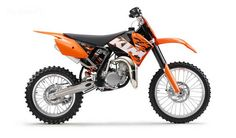 2008 KTM 105 SX  Motorcycle Review Top Speed