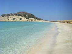 Elafonisos Beautiful Ocean, Where To Go, Places To Travel, Places Ive Been, Island, Spaces, Vacation, Explore, Adventure