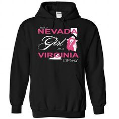 035-VIRGINIA - #cute gift #gift packaging. OBTAIN => https://www.sunfrog.com/Camping/1-Black-86308841-Hoodie.html?68278