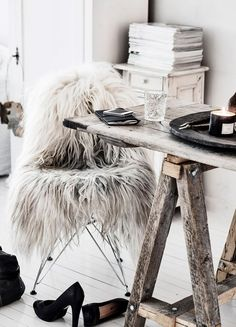 iceland and fur throws - Google Search