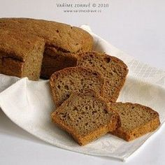kvaskovy-zitny-chleb Russian Recipes, Balanced Diet, Banana Bread, Bakery, Food And Drink, Diet, Kitchens, Bakery Business, Bakeries