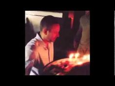 Paul Walker, Vin Diesel & Tyrese Celebrated 40th BdaY [R.I.P 2013] - YouTube