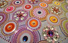 Калейдоскопические инсталляции Suzan Drummen - Ярмарка Мастеров - ручная работа, handmade
