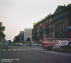 Berlin-Charlottenburg-Kurfuerstendamm-1961-Haus Wien / Kempinski