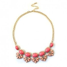Trendy Sweet Rhinestone Beads Decorated Necklace For Women, AS THE PICTURE in Necklaces | DressLily.com