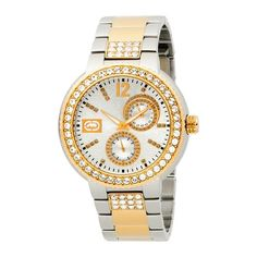 Marc Ecko Men%27s E15075G3 The Cool Watch