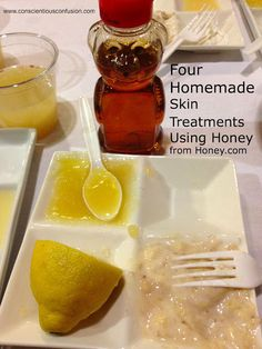 Conscientious confusion: Homemade honey beauty treatments