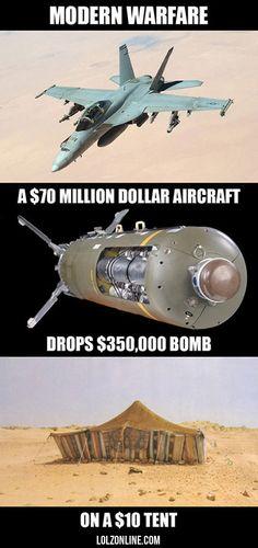 Modern warfare… #lol #haha #funny
