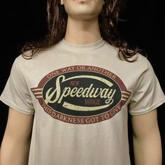 New Speedway Boogie T shirt Dead inspired parody lot by www.mongoarts.comMongoArts