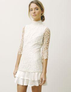 Vera Wang _ Robe Fawn - Les plus belles robes de mariée prêt-à-porter - Grazia