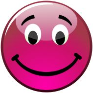 15+ Pink Smileys and Emoticons (Collection) | Smiley Symbol Happy Birthday Brother Wishes, Smiley Symbols, Kind And Generous, Emoticon, Smileys, Pink, Collection, Flowers, Color