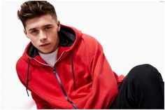 Brooklyn Beckham is a Skater Boy for Reserved