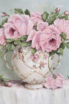 Shabby Vintage Archives - Cute Home Designs Casas Shabby Chic, Estilo Shabby Chic, Shabby Vintage, Vintage Flowers, Vintage Items, Vintage Floral, Art Floral, Shabby Chic Homes, Shabby Chic Decor