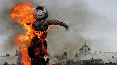 Scarecrow Burning (Ecuador)