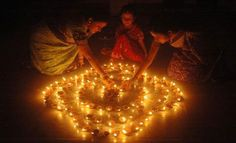 Duwali - HIndu festival of lights