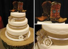 01.12.2014 — The JSK Center Cake Gallery — Today's Bride