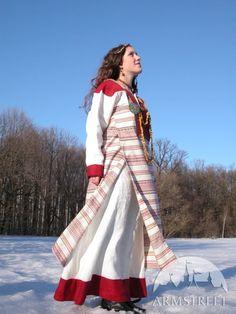 La robe viking avec toge « Fille des fjords » ArmStreet