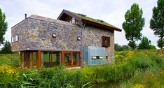 #Passiefhuis te Dordrecht met Warista #Natuurleien @LeiImportBV