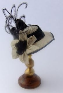 Miss Amelia: More contemporary hats...