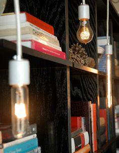 DIY PROJECT: FILAMENT LIGHTS | Design Sponge