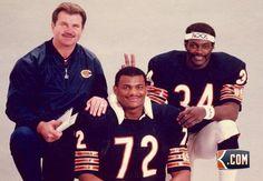 Walter Payton - Chicago Bears - Da Coach :)