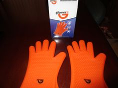 Heat Resistant Silicone Gloves – Product Review #GGloves #baking