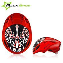 US $39.20 ROCKBROS Road Cycling Helmet Men Women 55-66cm Ultralight Peking Opera Jet-propell Road Bicycle Bike Helmet Casque Velo Route. Aliexpress product