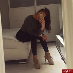 Read 47 from the story Choisir son mari c'est choisir son avenir- Hind by Thugyh with reads. Fall Outfits, Cute Outfits, Fashion Outfits, Womens Fashion, Fashion Pants, Vetement Fashion, Selfie Poses, Selfie Ideas, Photo Instagram