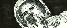 Ridley Scott desenha SIM