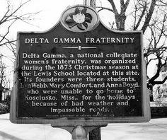 Delta Gamma Landmarker