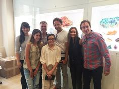 Awesome hang with David Duchovny and our friends at Burch Creative Capital!