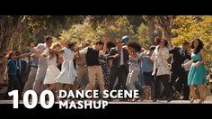 """Ao som de """"Uptown Funk"""", de Mark Ronson, um youtuber resolveu construir um mashup que homenageia dezenas de cenas de dança em cinema.  Deixe-se contagiar pelo"""