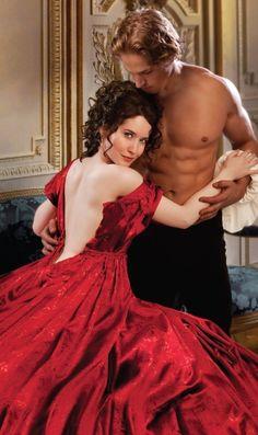 Romancing the Duke - Stepback Artwork