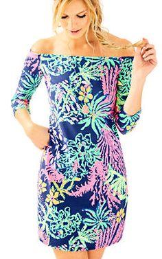 de10187f54cb 25507 - Laurana Off The Shoulder Dress Resort Wear For Women, Day Dresses,  Beach