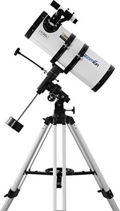 http://ift.tt/1Sb1oLM Zoomion Teleskop Gravity 150 EQ @salesiiju@