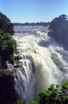 Some years ago, I was in Harare, Zimbabwe, for a WHO meeting and took the opportunity to make a flying visit to Victoria Falls, about a one hour flight away. While it is neither the highest nor the...
