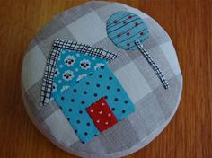 Pin cushion by lululollylegs, via Flickr