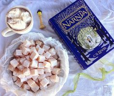 Turkish Delight from The Lion, The Witch, & The Wardrobe! #LWW #CSLewis #Narnia