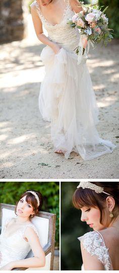 dress: Sarah Janks, photo: Chris and Kristen Photography