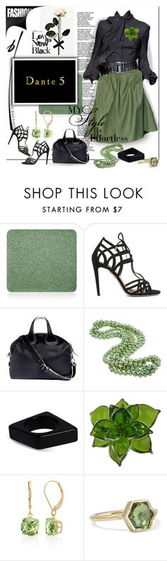 """Dante5 Contest"" by wanda-india-acosta ❤ liked on Polyvore featuring Inglot, Aquazzura, Givenchy, DaVonna, Marni, Belk & Co., BROOKE GREGSON and dante5"