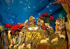 Christmas Kudil & Crib 2013 Ideas / Pictures
