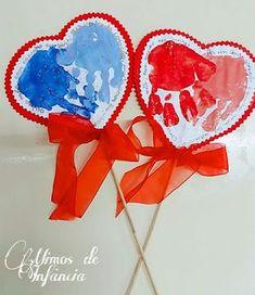 Valentine's Day Crafts For Kids, Valentine Crafts For Kids, Valentines Day Party, Toddler Crafts, Preschool Crafts, Toddler Art, Art For Kids, Valentines Day Activities, Creations