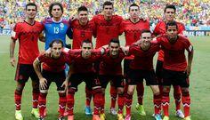 Este es el once de Mexico ante el Scratch. World Cup 2014, Fifa World Cup, Lionel Messi, Fc Barcelona, Cristiano Ronaldo Real Madrid, Champions, Best Games, Christmas Sweaters, Soccer