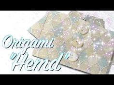 Origami Hemd falten - Idee für Gutscheine und Geldgeschenke- Basteln mit Papier und Anleitungen zum Falten für Origami