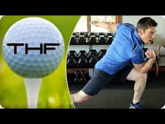 Core workout for golfers....perfect for my son's next workout routine...and mine, too!! Great for everyday fitness and coordination.