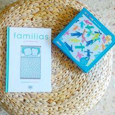 """Familias"" de @ohmamiblue #altamenterecomendable #bibliotecademartí Books, Blue, Families, Libros, Book, Book Illustrations, Libri"