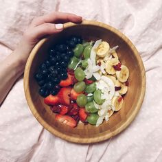 My healthy breakfast Breakfast, Healthy, Health, Morning Breakfast