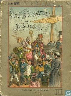 Boeken - Sinterklaas en Zwarte Piet - Een St. Nicolaasfeest
